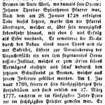 Pfarrer Nortberg Geschichte
