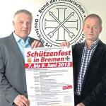 Einladung zum Schuetzenfest 2013